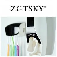 Dispenser Odol ZGT-001 SKY Toothbrush Toothpaste Dispenser Set