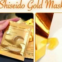 SHISEIDO GOLD MASK / MASKER SHISEIDO