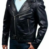 harga jaket motor cancuter racing semi kulit anti air Tokopedia.com