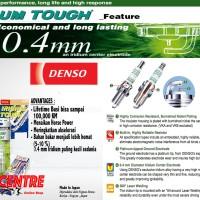 Busi Iridium Tough Denso VK16 100% ASLI / ORIGINAL