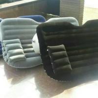 Comfort matras angin mobil hitam
