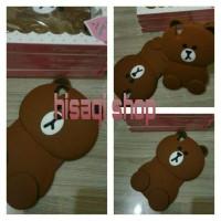 soft case rubber boneka baby bear oppo R7s,case boneka oppo R7s