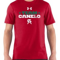 Tshirt Under Armour Team Canelo (Rare Item) Berkualitas