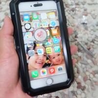 LUNATIK Case 100% GORILLA GLASS Iphone 5/5S