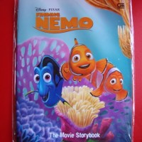 Finding Nemo: The Movie Storybook *Ket: Cetak ulang ID baru