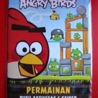 Angry Birds: Permainan Burung - Buku Aktivitas & Stiker