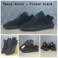 Sepatu Adidas Yeezy Boost 350 Pirate Black