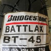 Ban Battlax BT45 100/80 R17 Untuk Semua Motor Sports