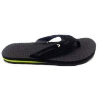 harga Kalibre Metronome Sandal Jepit Outdoor Adventure Slipper Hitam Hijau Tokopedia.com