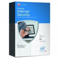 harga McAfee Internet Security Suite 2015 - 1 User Tokopedia.com