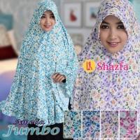 Jilbab Super Jumbo / Jilbab Jumbo Jersey / Jilbab Jumbo Bunga