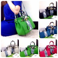 Tas Hermes Birkin Clemence Mix Lizard #2085 Semprem Uk25x13x18