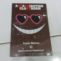 Komik Assassination Classroom 9