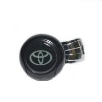 Power Handle Mobil Toyota Hitam / Handle Stir / Alat Putar Stir / Power Stir