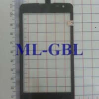 TOUCHSCREEN OPPO R821 BLACK / FIND MUSE