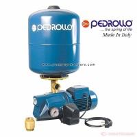 Pedrollo JSW Pompa Sumur Dangkal Tekanan Tinggi-Semi Jet Pump/JSWm 15H