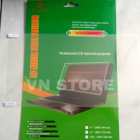 "SCREEN PROTECTOR LAPTOP 15.6"" / ANTI GORES NOTEBOOK 15.6 INCH"