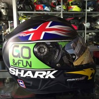 helm shark S700 scot ridding xl