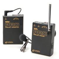 Azden WLX-PRO VHF wireless BERGARANSI