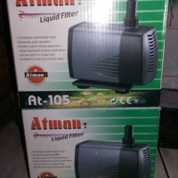 harga Atman AT 105 / pompa air aquarium Tokopedia.com