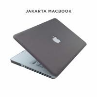 Jual Case Macbook Pro 13 Inch Grey Matte Murah