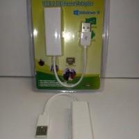 Kabel Usb Lan Adapter Usb To Ethernet Rj45 Converter