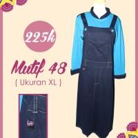 Gamis Mutif 48 Ukuran XL (Shofwa Griya)