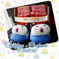 Skidders Sepatu Kaos Kaki Bayi Anak Prewalker Walker Skidders - Grosir