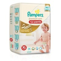 Pampers Active Baby Pants XL 54 - Premium Care