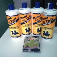 Jual Mane n Tail Shampoo Kuda Original 946ml Murah