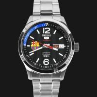 Jam tangan pria Seiko original 5 Barcelona Sports SRP301K1 ( bonia )