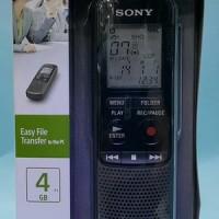 VOICE RECORDER SONY 4GB ICD-PX240 PX 240 ALAT PEREKAM SUARA MURAH ORI