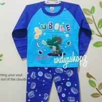 Baju Tidur Anak (piyama Anak, Setelan Anak, Baju Anak Laki-laki)