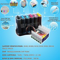 harga Fast Print Ciss Infus Modifikasi Epson R230x Plus Tinta Tokopedia.com