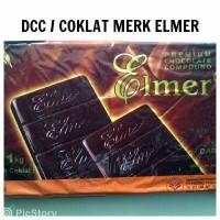 Dark Compound Chocolate DCC Coklat Merk Elmer