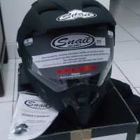 harga Helm Snail Supermoto Super Moto Mx311 Double Visor Full Face Tokopedia.com