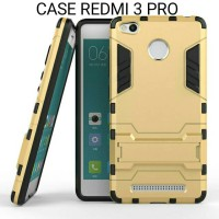 Jual Casing Xiaomi Redmi 3 Pro Case Cover Armor Robot Transformer Rugged Murah