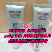 bb cream estee lauder cyber white brilliant cells forumla spf 35 pa++