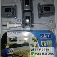 Jual KLIK IT Klik-It Cable Extension Kabel Ekstension Switch 5 Meter 5M Murah