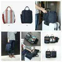 Jual Lynx Tas Koper Luggage Travel Organizer Bag Hand Carry Murah