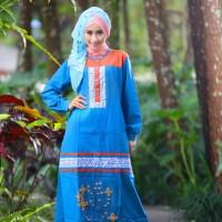Gamis Nibras Cantik Busana Muslim NB 106