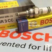 Busi BOSCH UHR3CC / CR7EH9 - HONDA : Vario 110 Techno
