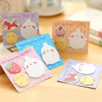 Stick Note Cute Molang