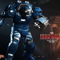 hot toys iron man IGOR