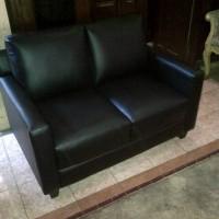 sofa minimalis hitam sofa cafe sofa kafe sofa apartemen tangan murah