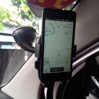 harga Premium Holder Mobil / Universal Mobile Car Holder 4.5 - 5.7 Inch Tokopedia.com