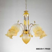 harga Lampu hias gantung TR8883/5+1 GD Tokopedia.com