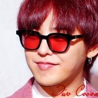 Kacamata Korea Color Jelly Sunglasses Fashion Pria / Wanita Trendy