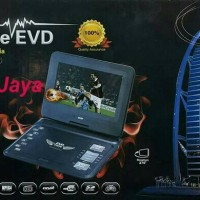 "DVD / EVD Portable 13.9""inch Digital Multimedia Player"