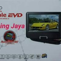 "DVD / EVD Portable DAEWO 7.8""inch Digital Multimedia Player"